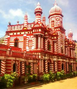 Red Mosque, Colombo