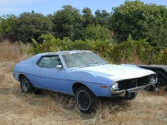 1974 Javelin/AMX