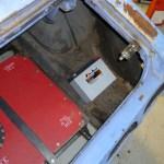 Deka battery in trunk