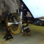 Steering Rack installed