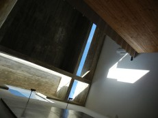 This is the underside of that eye-catching roof.