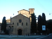 San Stefano is actual seven churches which interconnect with eachother.