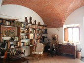 These brick valuted ceilings were really mesmerizing.