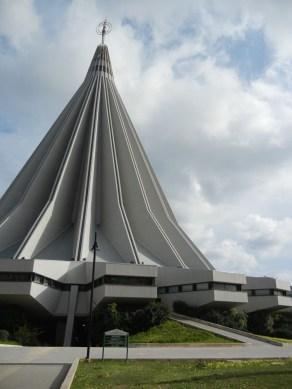 siracusa modern church 1