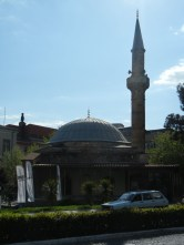 I started a photo collection of mosques that were clearly converted from former Greek orthodox churches.