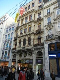 istanbul 169 istiklal caddesi