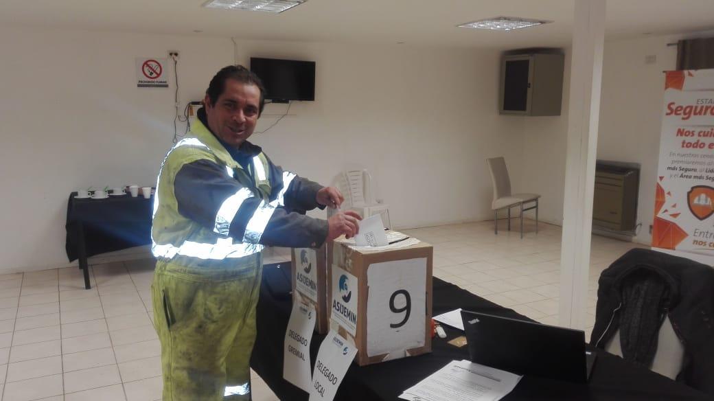 ASIJEMIN eligió a sus nuevos delegados gremiales regionales y de base