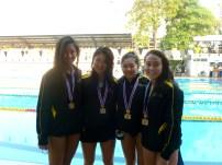 Girls record breakers at Bangkok Patana