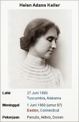 Helen Adam Keller; Sukses dalam Keterbatasan