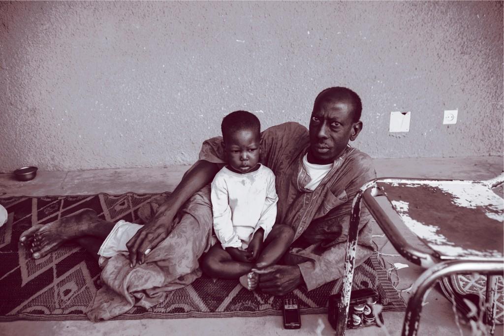 UNHCR / G. Gordon / Janvier 2013