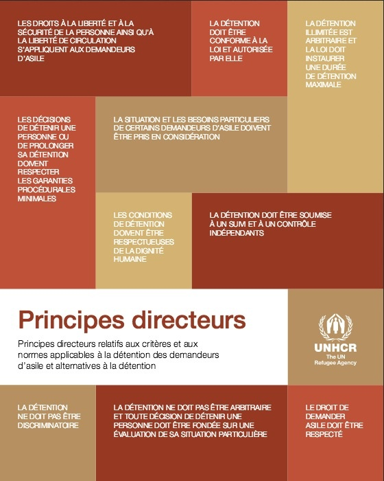 Lignes directrices HCR