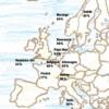 Carte et calculs réalisés par Vivre Ensemble. Source des données : Eurostat/SEM