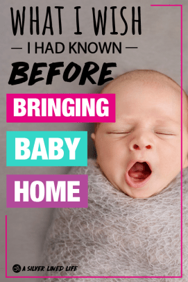 "Bringing baby home from the hospital was the craziest shock my husband and I have EVER been through. We thought we had the whole ""preparing for baby"" thing DOWN, especially the first week. Newborn life couldn't be that bad, could it?Now, with baby #2 on the way, I know better! Here are 10 things I WISH I HAD KNOWN and no one told me!! #SLL #newborn #postpartum #preparingforbaby #babysleeptips #babysleep #bringingbabyhome"
