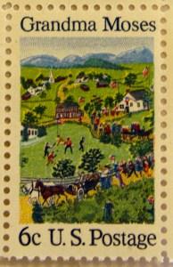 GM stamp
