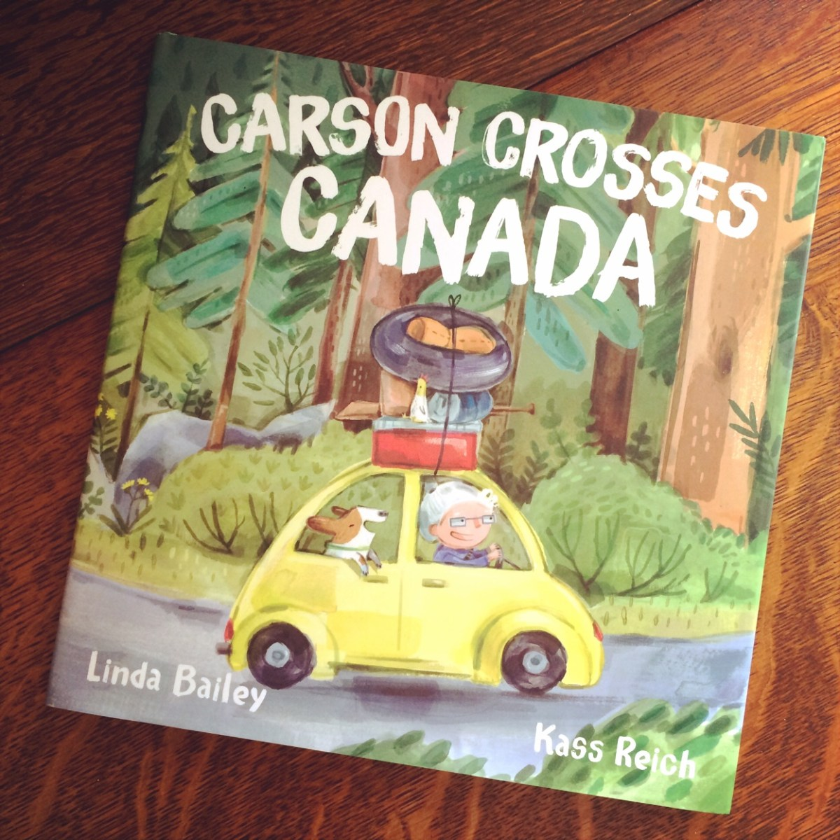 Favourite Canadian Books to Read with Your Kids