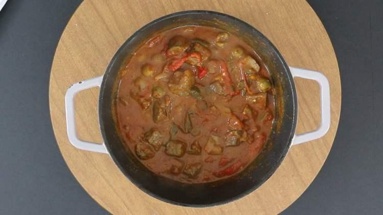 Beef Sirloin Stew