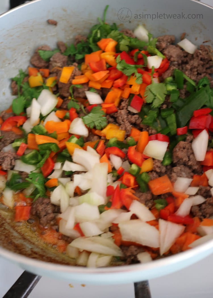 Ground-beef-with-peppers