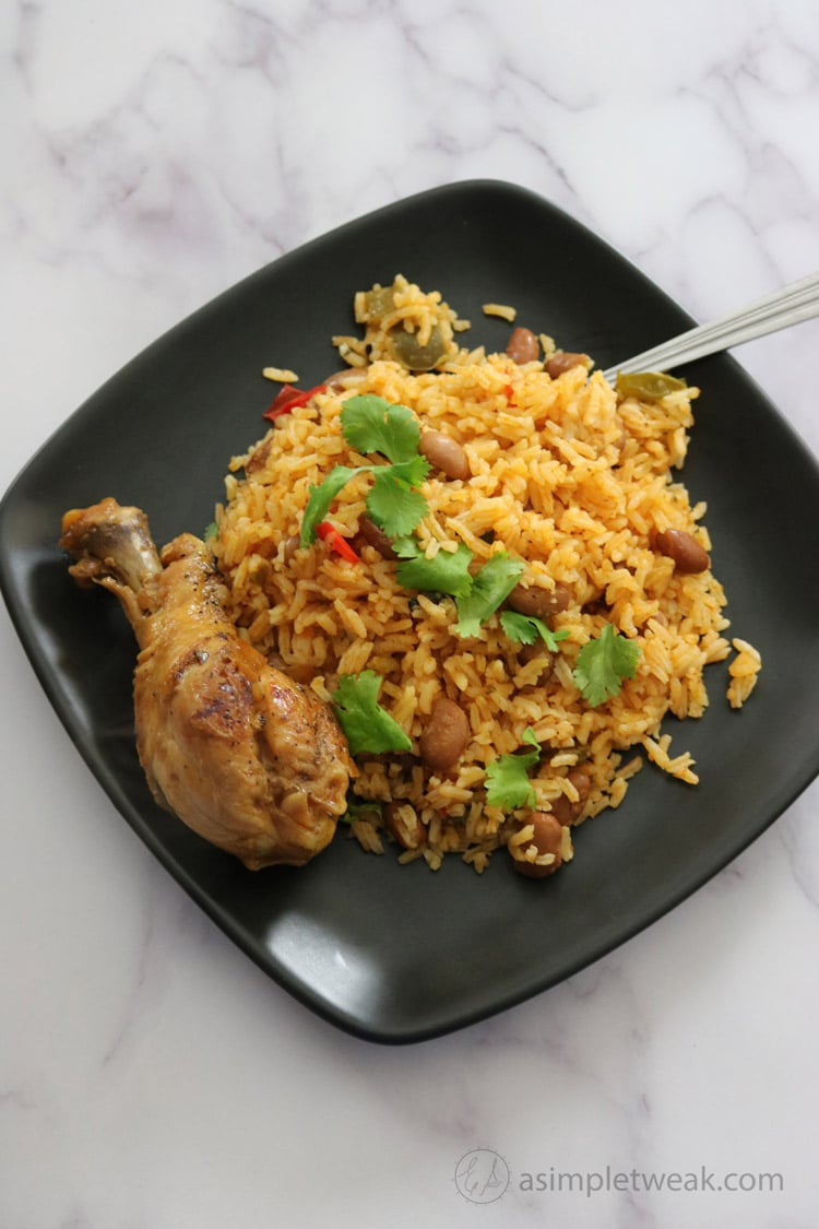 Easy-No-fuss-Rice-and-Beans