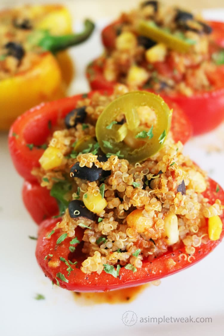 Stuffed Bell-Peppers-Recipe