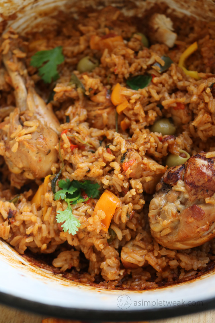 Flavorful-Arroz-con-Pollo