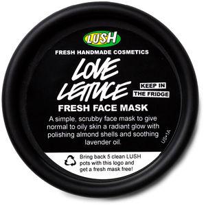 Love Lettuce Face Mask