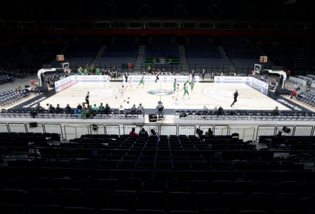 Stark Arena Virtus Bolonja Darusafaka