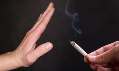 Odbijanje cigarete - ostavljanje pušenja