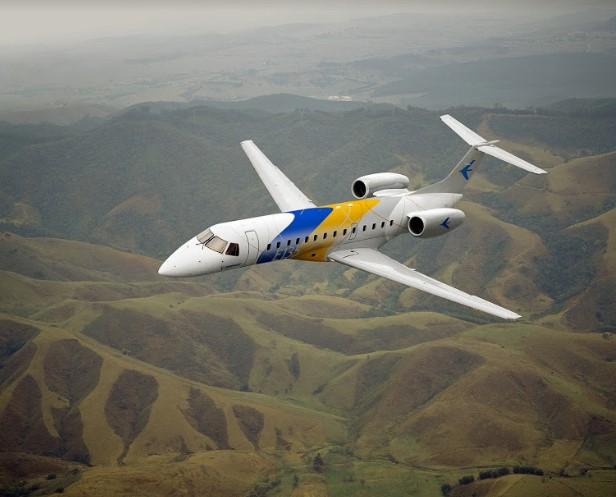 Privatni avio prevoz