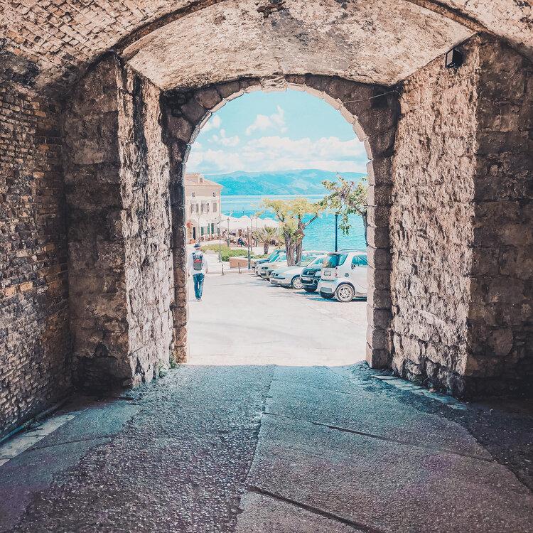 Paradise in Corfu