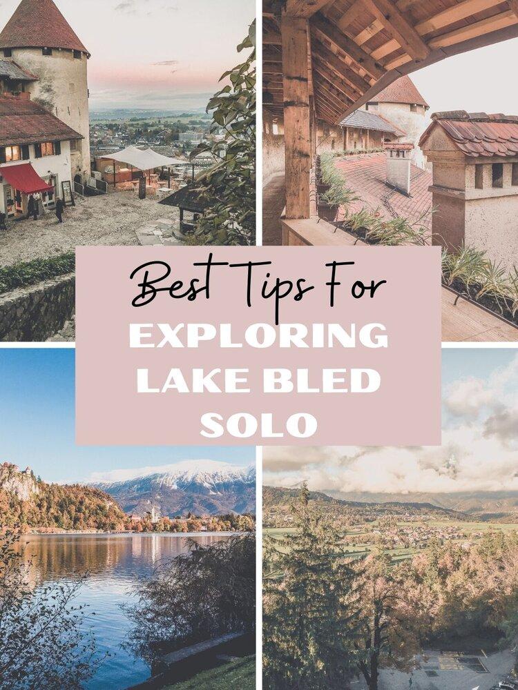 From Ljubljana to Lake Bled