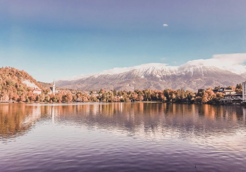 Solo Trip to Lake Bled