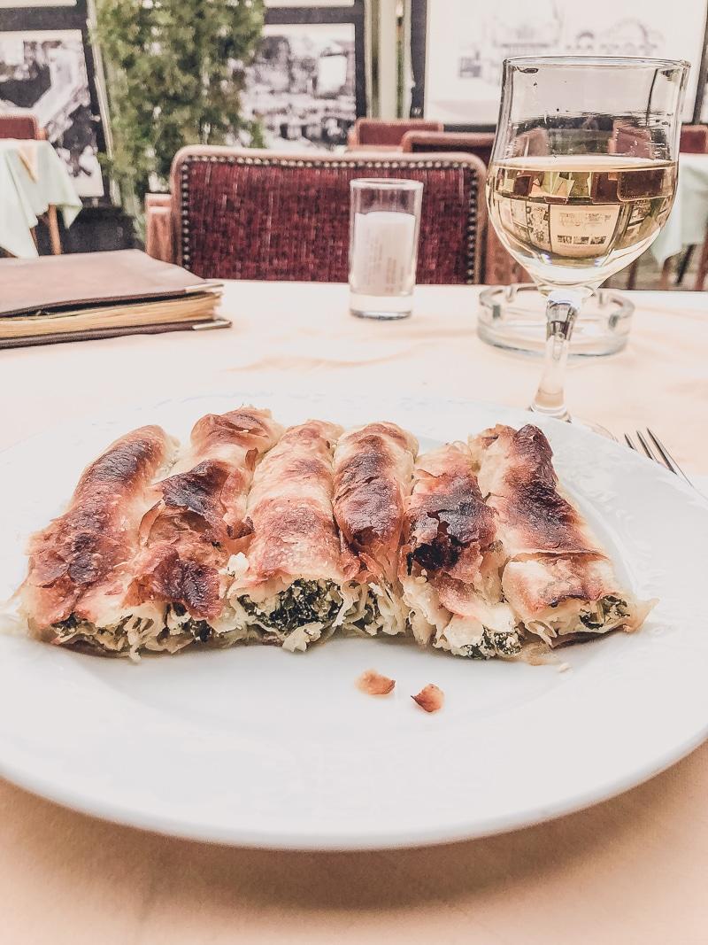 Vegetarian Food in Sarajevo