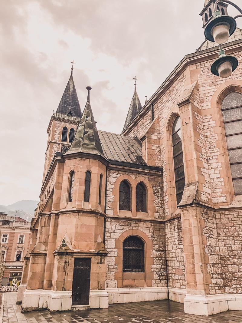 Churches in Sarajevo