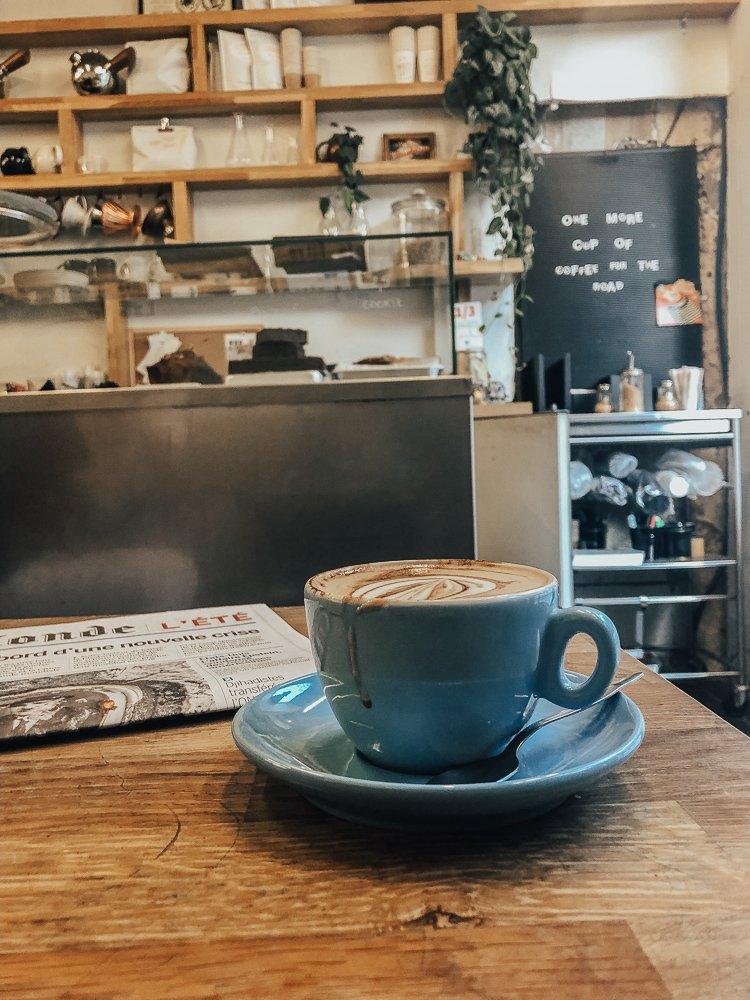 Black List Cafe Best Coffee in Bordeaux