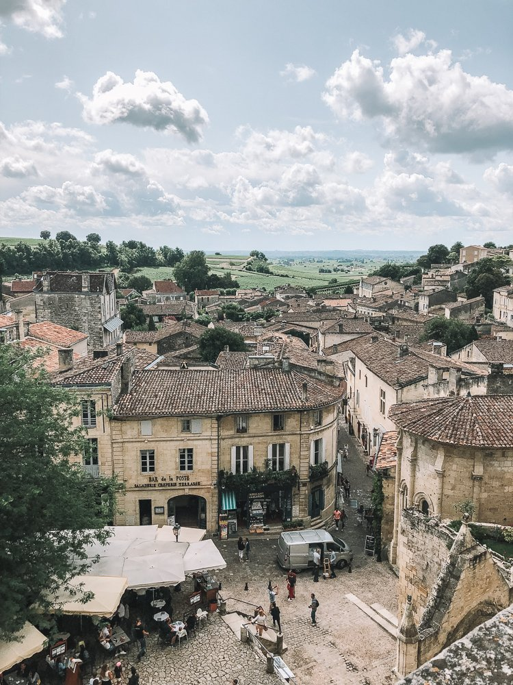 Day Trip from Bordeaux