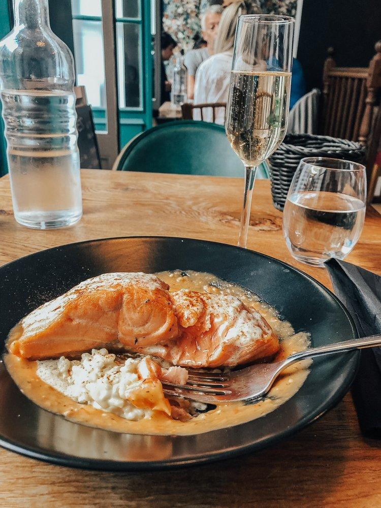 Solo Friendly Restaurants Bordeaux