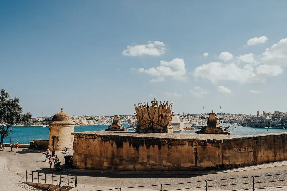 Queens Gate Valletta