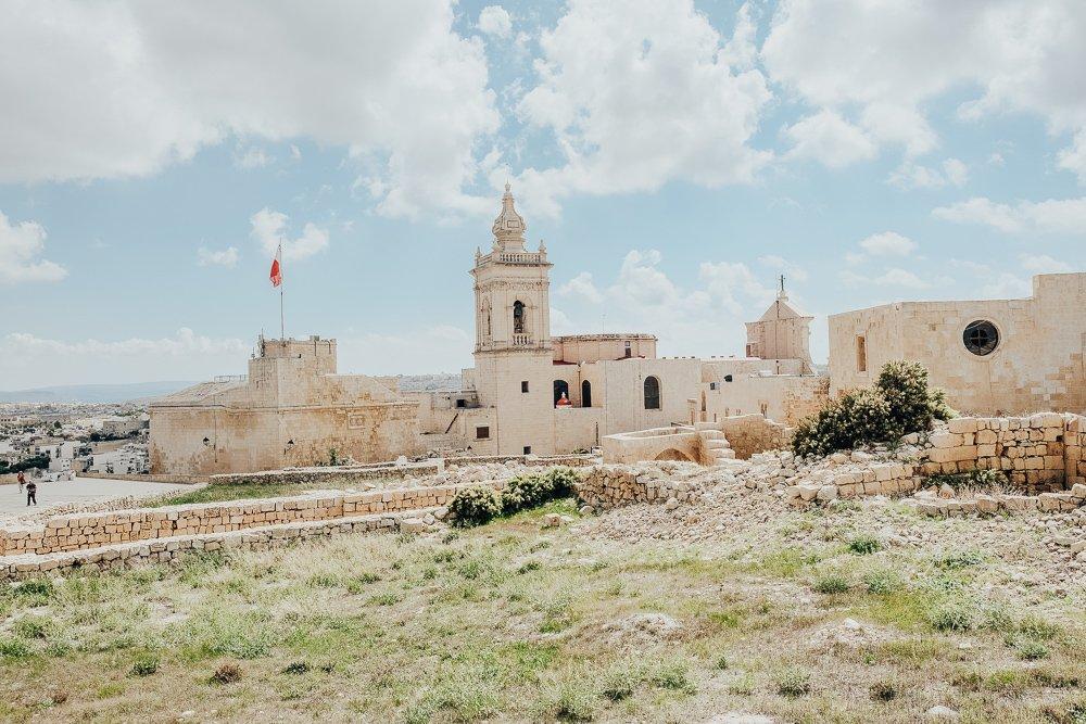 Cittadella of Gozo, Malta