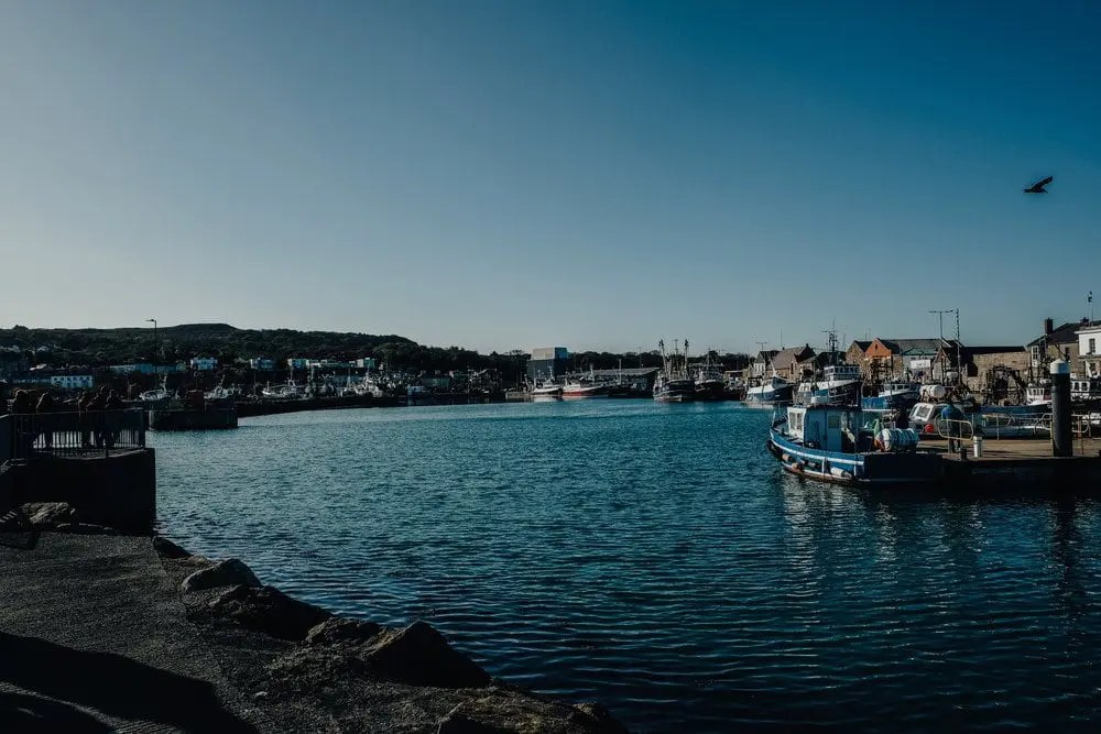A Weekend in Ireland, Howth