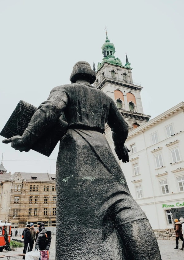Solo Travel To Lviv Itinerary