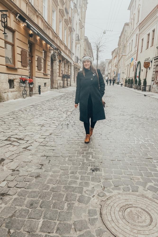 Streets of Lviv