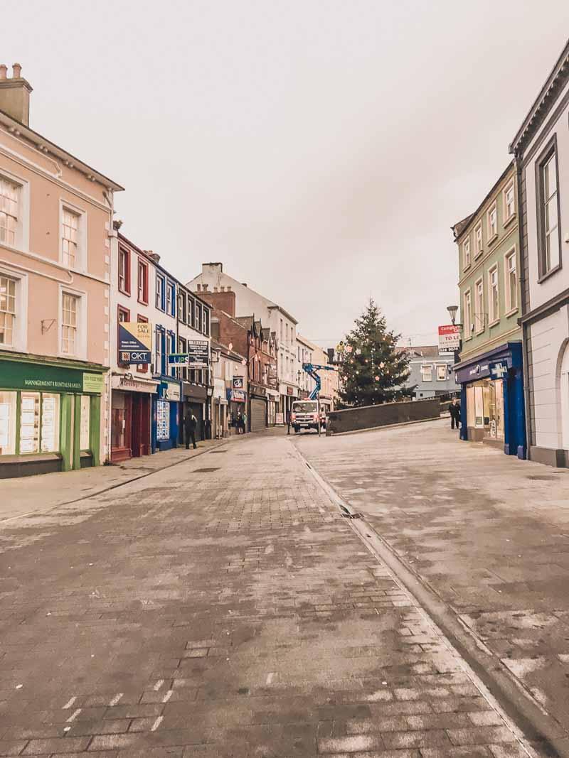 Downtown Carrickfergus