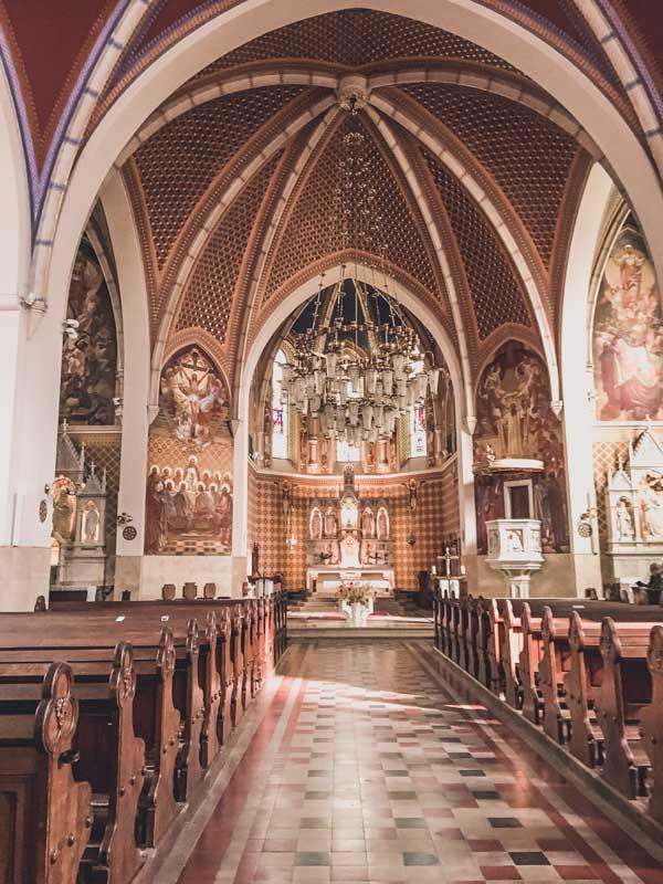 Church on Bled Island