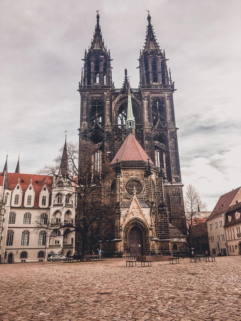 Gothic Cathedral Meissen