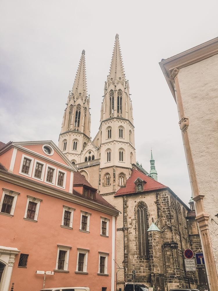 St. Peter and Paul Church Gorlitz Germany