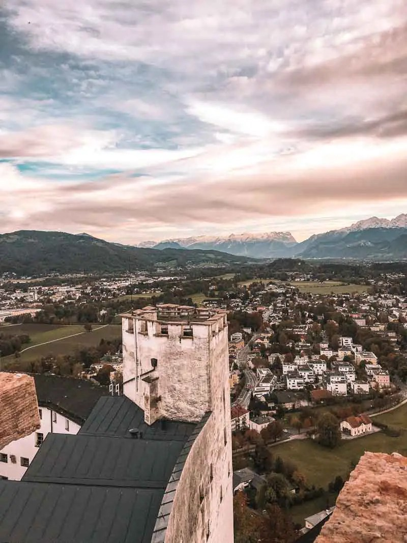 Essential Camera Gear for Travel Best View of Salzburg