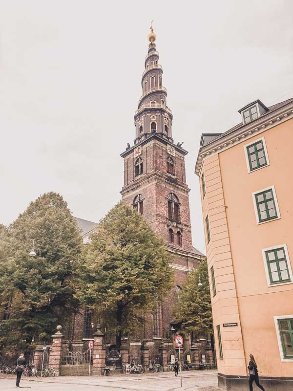 Church of Our Savour Copenhagen