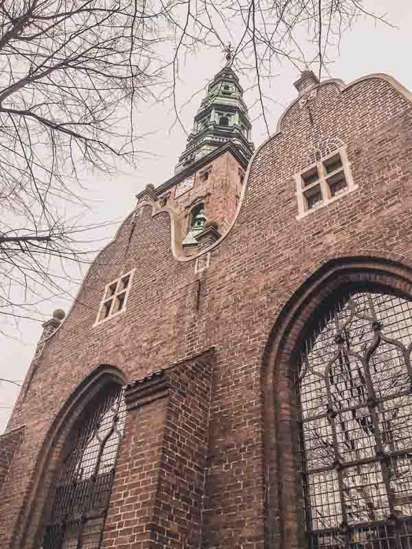 Churches in Copenhagen