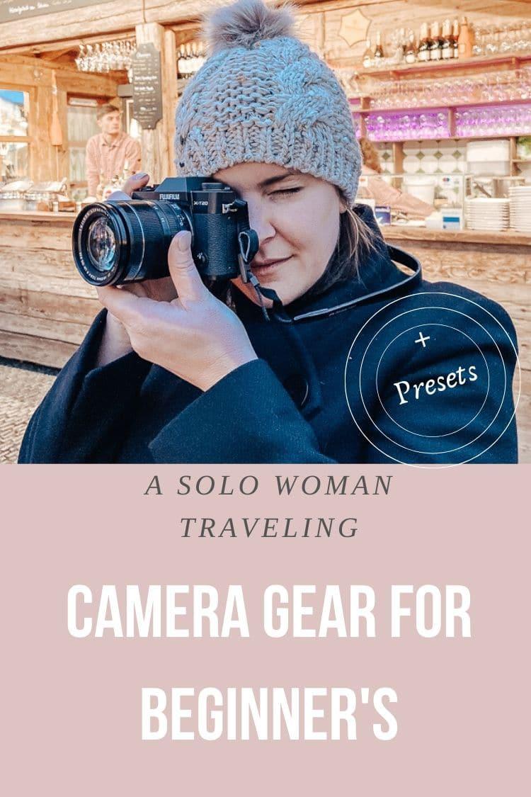 Essential Camera Gear for Travel