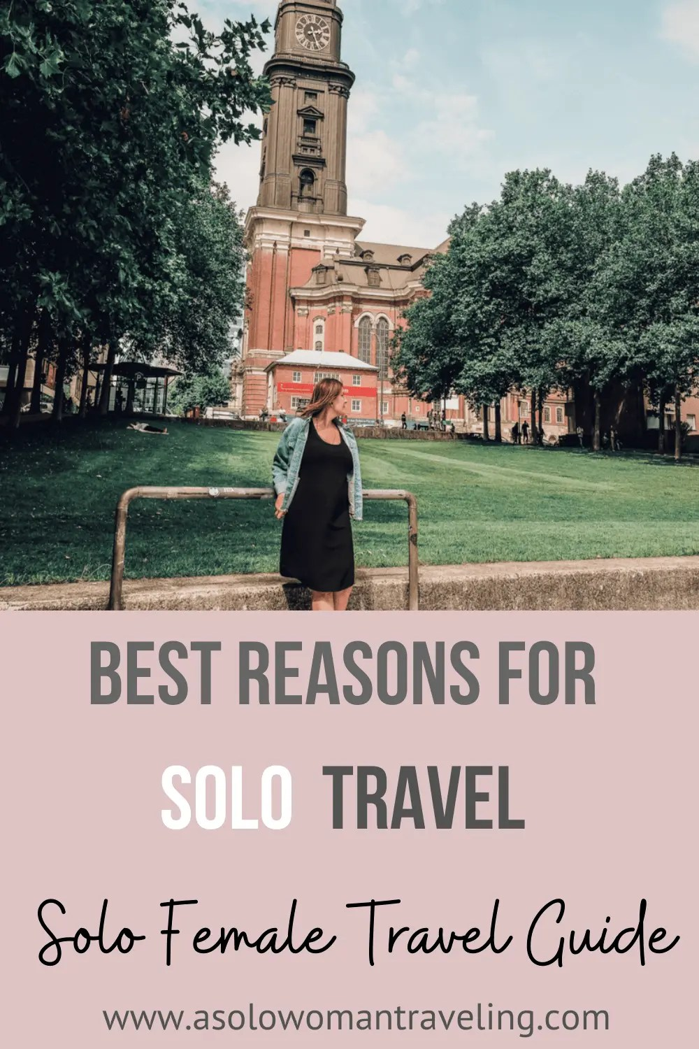 7 Reasons to Travel Solo Female